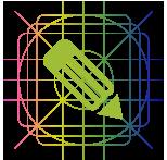 design icon green